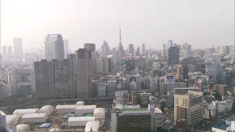 Tokyo Aerial 03 Live Action