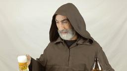 Friar disgusting beer Footage