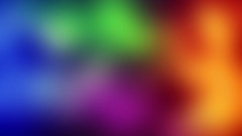 colorful blurred loopable background 4k (4096x2304) Animation