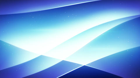 smooth blue waving loopable background Animation