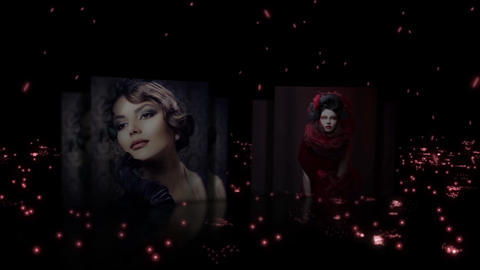 BEAUTY AND FASHION After Effects Template