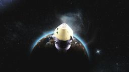 Apollo spacecraft Animation