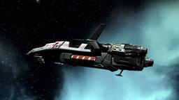Spaceship CG動画