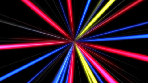 Loopable Disco Light Background Stock Video Footage