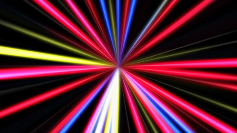 Loopable Disco Light Background Animation