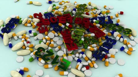 pill Animation