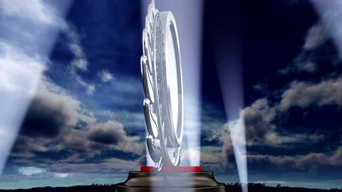 Medal Prize Trophy E3sky HD Animation