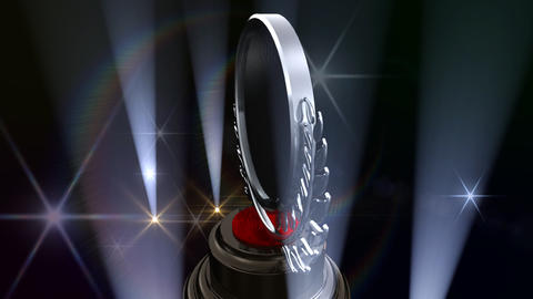 Medal Prize Trophy F5Flash HD Animation