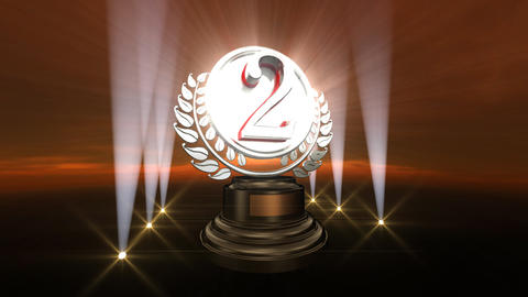 Medal Prize Trophy Bb4sky HD Animation