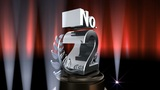 Number Trophy Prize No F6 HD stock footage