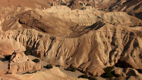 Israel desert 4 Stock Video Footage