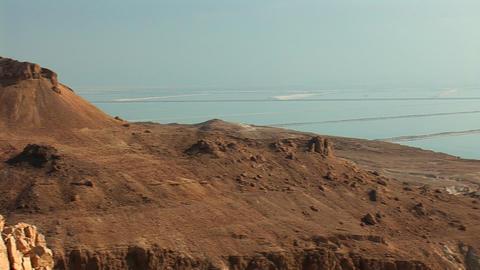 Israel desert 8 Stock Video Footage