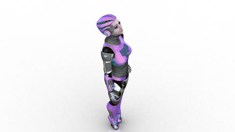 Robot Animation