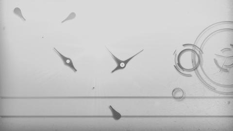 grey light line technology Animation