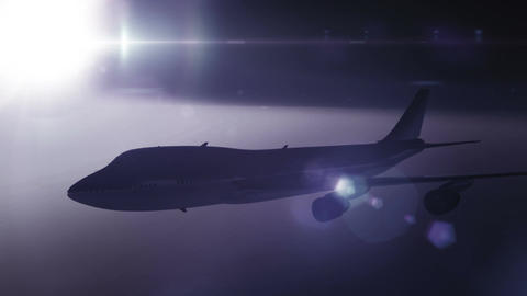Airplane 16 Animation