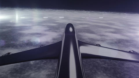 Airplane 20 Stock Video Footage