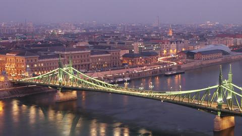 European City Timelapse 37 Stock Video Footage