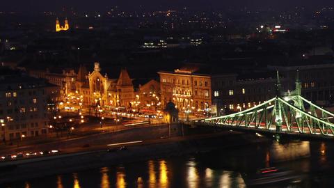 European City Timelapse 39 Footage