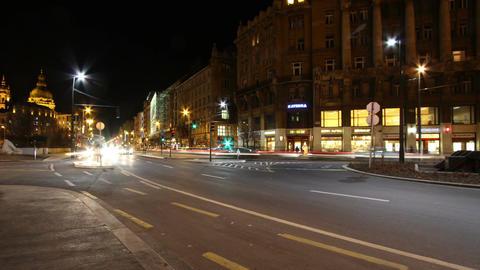 European City Timelapse 61 Stock Video Footage