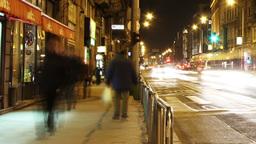 European City Timelapse 73 Stock Video Footage