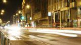 European City Timelapse 77 zoom Footage