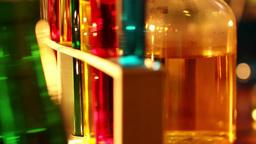 Laboratory CSI 36 dolly Stock Video Footage