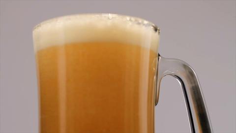 Beer Mug, Foamy Pour ビデオ