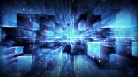 Plasma Energy Wall stock footage