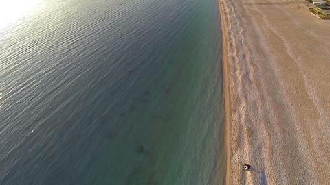 Fethiye Oludeniz Aerial stock footage