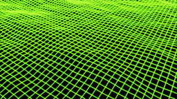 Background Green Grid Animation
