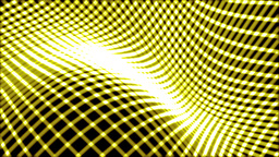 Background Yellow Grid CG動画