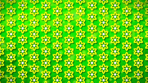 Wallpaper Flower, Loopable Motion Background, soft motion seamless pattern flowe Animation