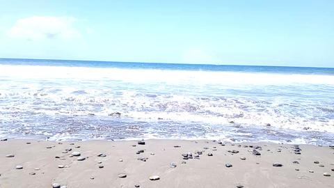 Meloneras Beach stock footage