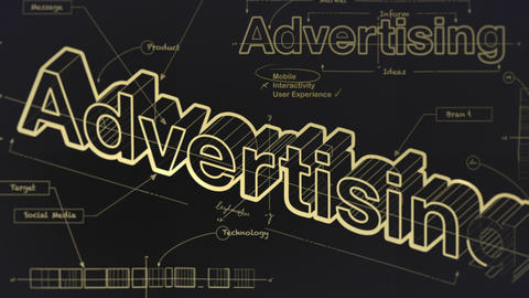 A Blueprint for Advertising Animation
