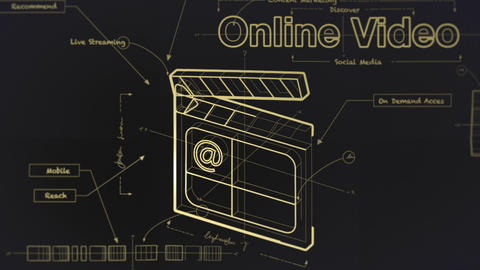 Online Video Blueprint Animation