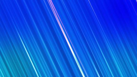 Broadcast Back Slant Hi-Tech Lines, Blue, Abstract, Loopable, HD Animation