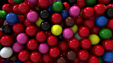 Snooker billiards pool balls fill screen transition composite overlay Animation