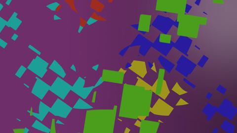 Cross art Animation