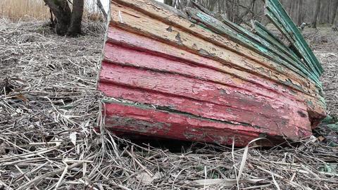 shipwreck Footage