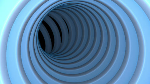 color gradation tunnel Animation