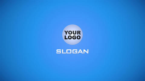 Flat Logo Intro After Effects Template