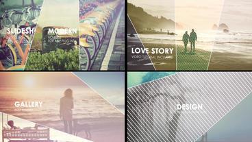 Creative Slide Plantilla de After Effects