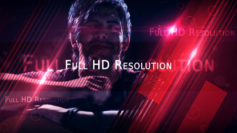 New Impact Promo After Effectsテンプレート