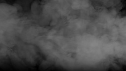 Smoke Fog in Motion Animation