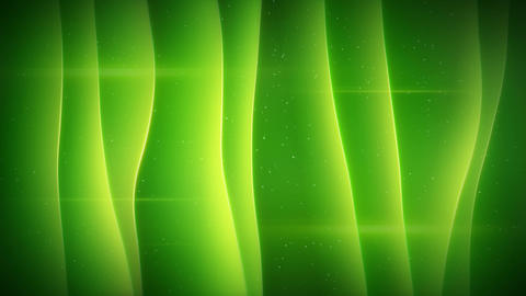 green curved smooth lights loopable background Animation