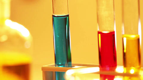 Laboratory CSI 66 dolly Stock Video Footage