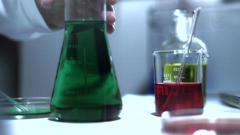 Laboratory CSI 204 investigating stylized Footage