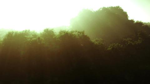 Magic Sunset 02 Stock Video Footage