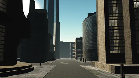 Metropolis 15 Animation