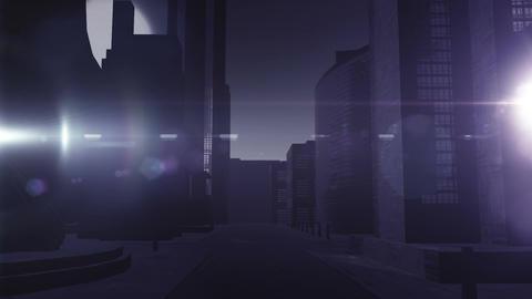Metropolis 17 Animation